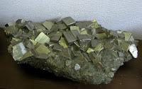 黄鉄鉱の原石