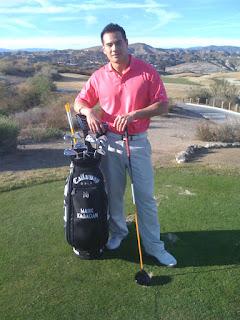 Mark Kagaoan, PGA Apprentice