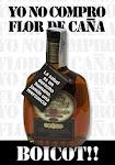 La web del BOICOT a Flor de Caña