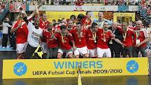 Vencedores da UEFA Futsal Cup