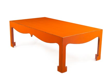 Nellabell 39 s idea board inspiration for your daily for Orange coffee table