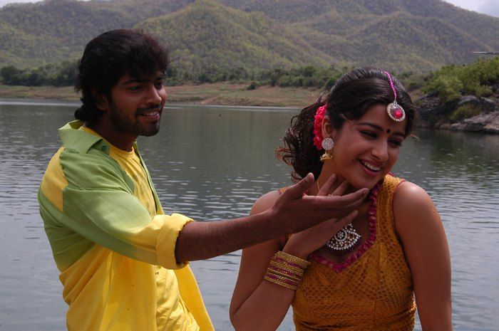 Saradaga Kasepu Movie Stills from Shooting Spot   HAI TOLLYWOOD