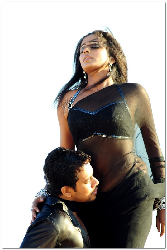 arumugam priyamani n barath romancing