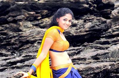 sunaina hot tamil masala exposing heroine actress boobs navel show