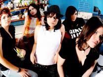 banda de rock feminino Girlie Hell