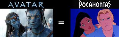 Avatar = Pocahontas