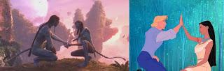Avatar x Pocahontas - lhe ensina seus costumes