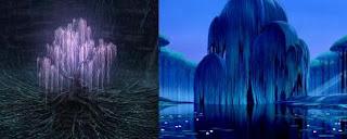 Avatar x Pocahontas - árvore das almas