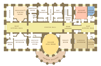 Jackie blue home michael s smith tapped as obama decorater for Buckingham choice floor plans