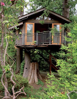 Secret Garden Treehouse