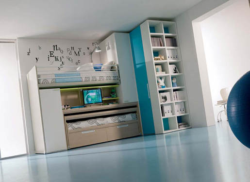 Image minimalist bedrooms for teenage