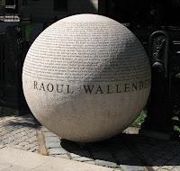 Isaac Gränd / Raoul Wallenberg sphere