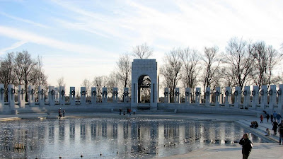 U.S. National World War II Memorial