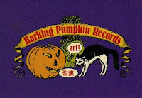 Barking Pumpkin Records logo