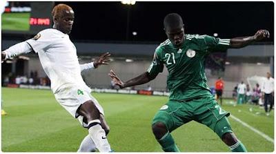 Nigeria au demi-finale can 2010