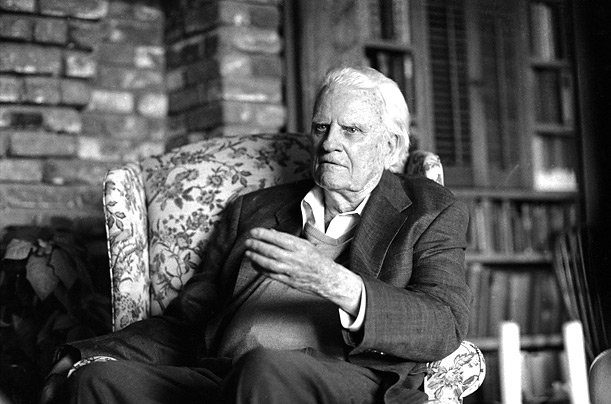 billy graham. Billy Graham#39;s advice to