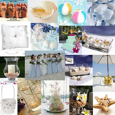beach weddings ideas. Beach Themed Wedding