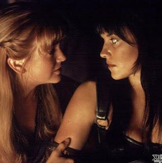 Xena y Gabrielle aka amor