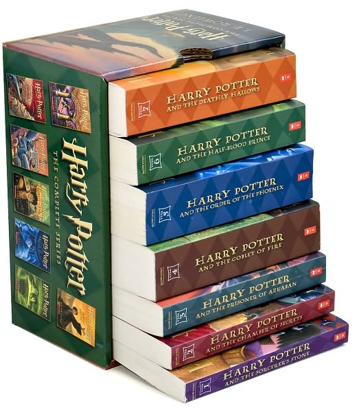 Harry Potter series. Will you read J.K. Rowling's new novel for adults?