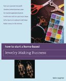 How to Start a Home-Based Jewelry Making Business: *Turn your passion into profit *Develop a smart