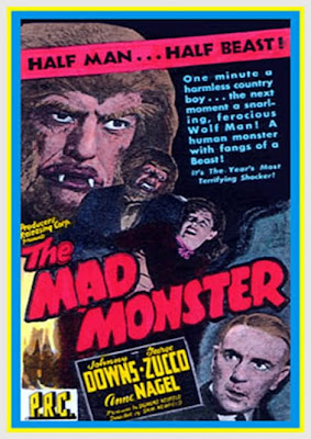 The Mad Monster (V.O) (1942)