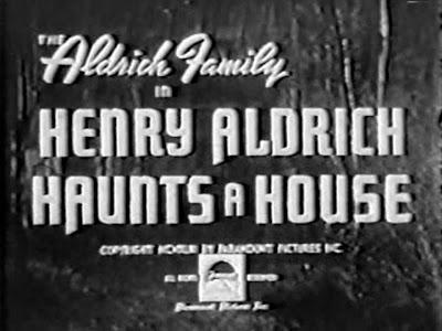 Henry aldrich haunts a house paramount pictures 1943