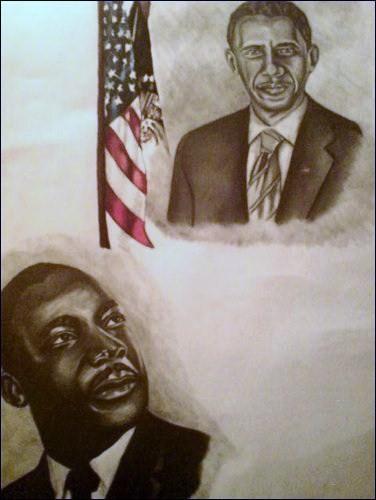 Barack Obama - MLK