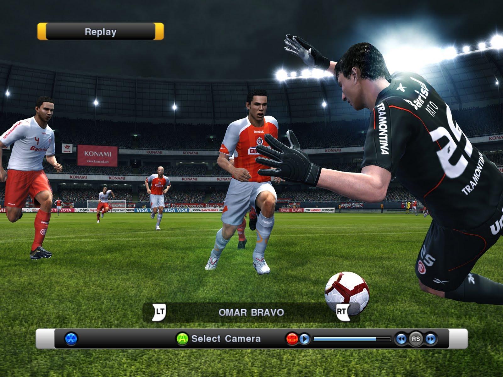 Dark Side Of Gaming Amp Music PES 2011 PC Demo Performance Amp High Resolution Screenshots