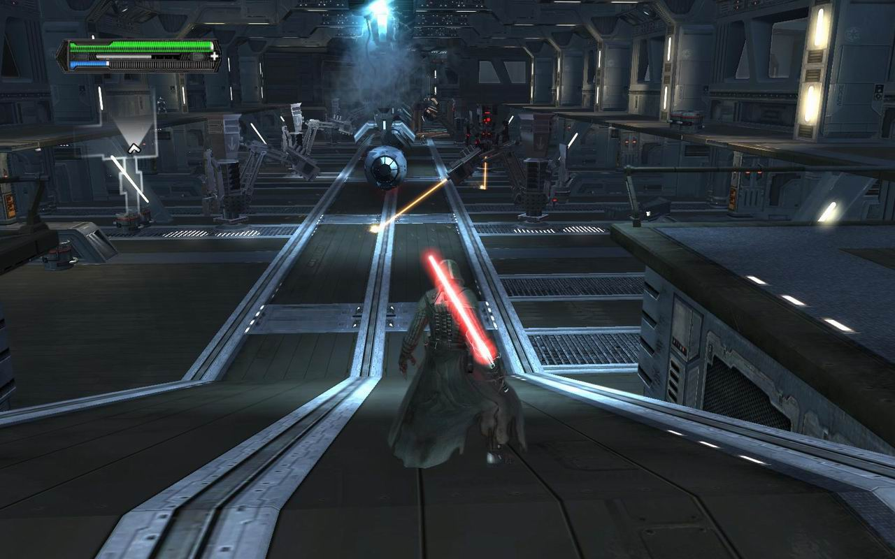 Star Wars Force Unleashed Movie Part 2