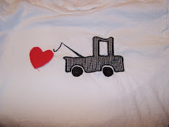 Boy's Tow Truck for all seasons shirt