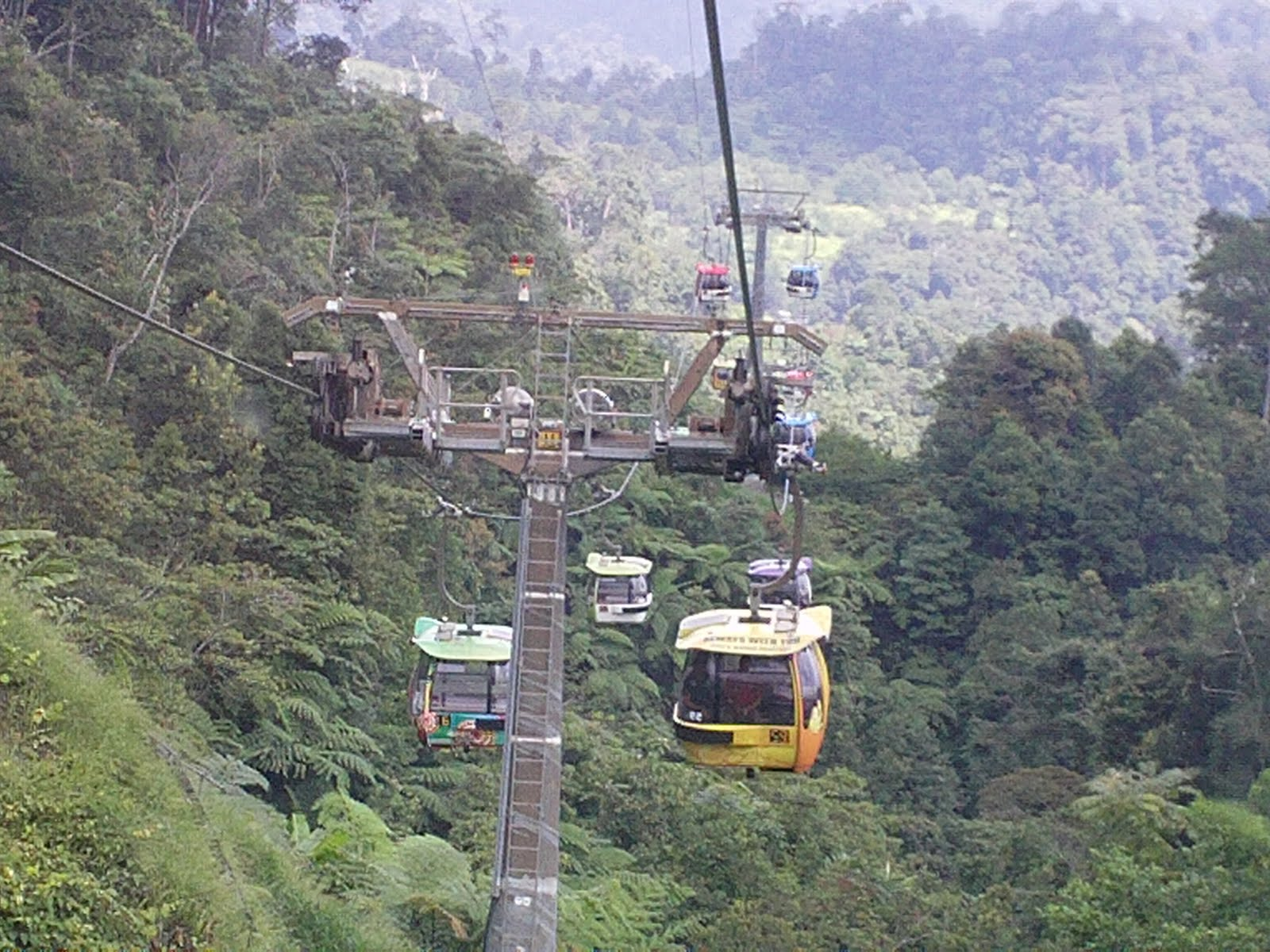 Malaysia Batu Caves And Genting Highlands The Northwood
