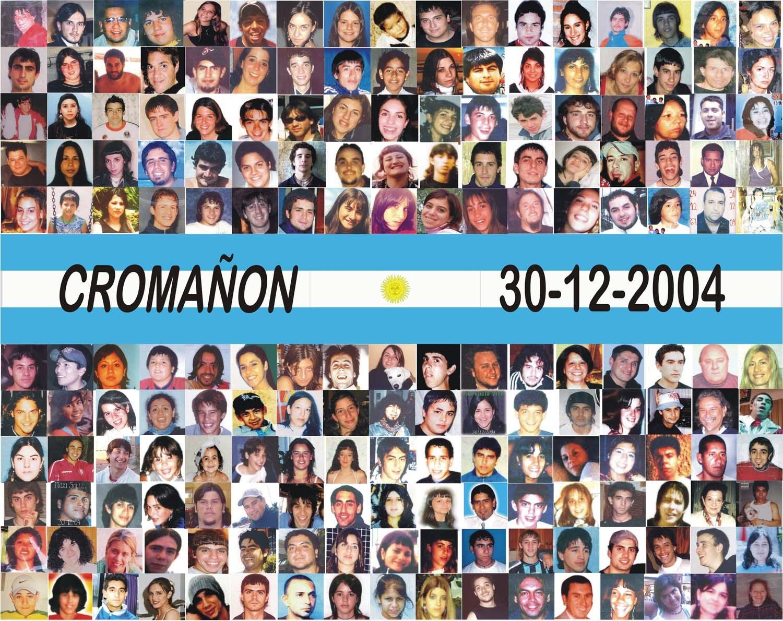 cromañon 6 años - 194 muertos - un pais de luto