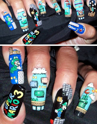 Cool nail art designs