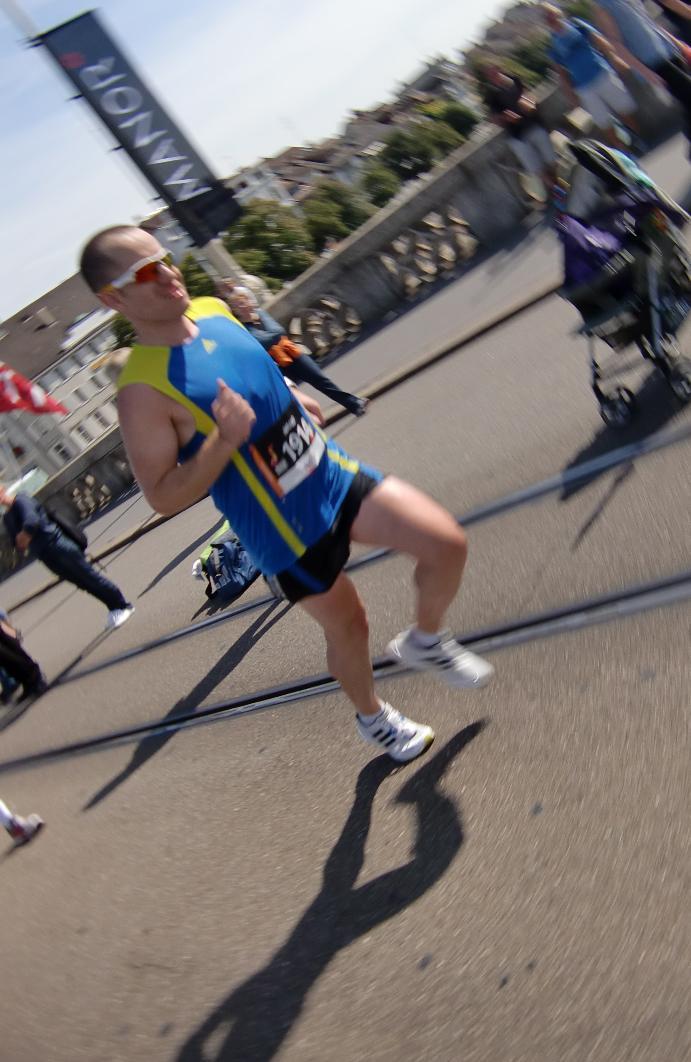 Marathon as Passion: Noch 5 Wochen bis zum Marathon