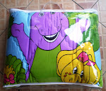 Bantal Selimut ( Balmut ) Barney