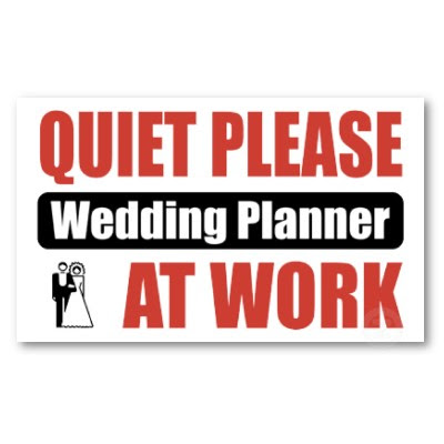 Wedding Planner on Wedding At Work Without Getting Fired Wedding Planning Might Be A