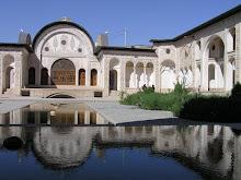 Casa tradicional de Kashan.