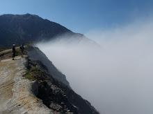 Volcán Ijen.