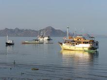 Bahía de Labuan Bajo.