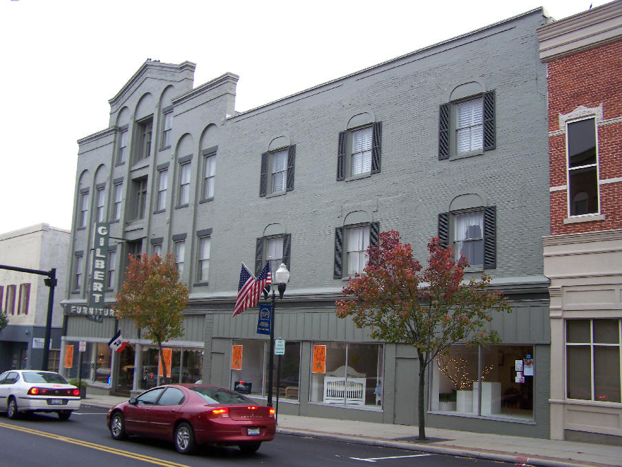 I Heard That Someone Had Interest In Purchasing The Former Gilbert Furniture  Store At 105 West Main Street In Downtown Ashland.