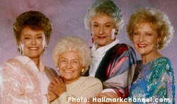 'Golden Girls' on Hallmark Channel