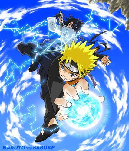 Las mejores imagenes de Naruto