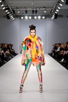pam hogg london fashion week