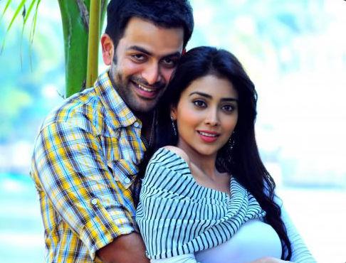 Shriya Saran Prithviraj Pokkiri Raja Malayalam Movie Pics