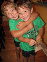 Jason and Justin
