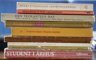 Ni bøger for 27 kroner