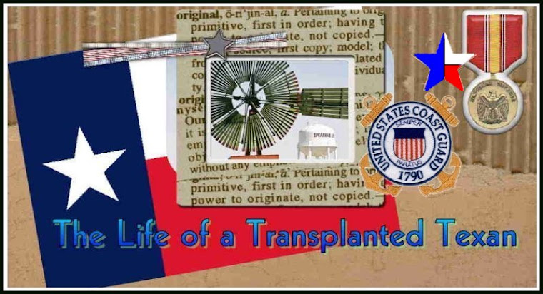 The Life Of A Transplanted Texan