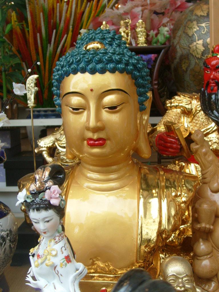 Artigos budistas