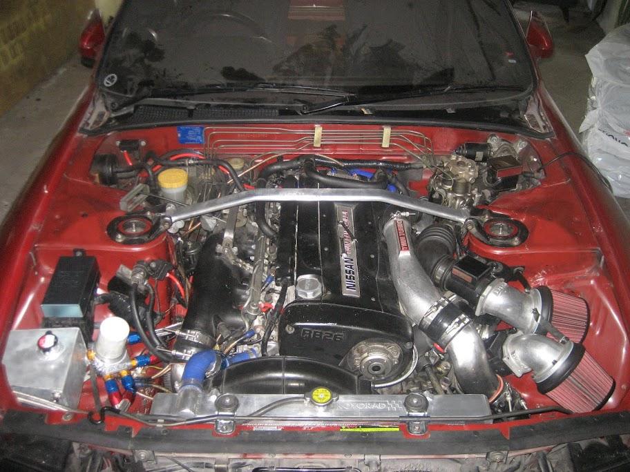 rb26 engine installation nissan skyline rh skylife4ever com Nissan Skyline 250Gt RB26 vs 2JZ-GTE