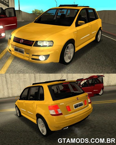 Fiat Stilo Sporting Dualogic 2009